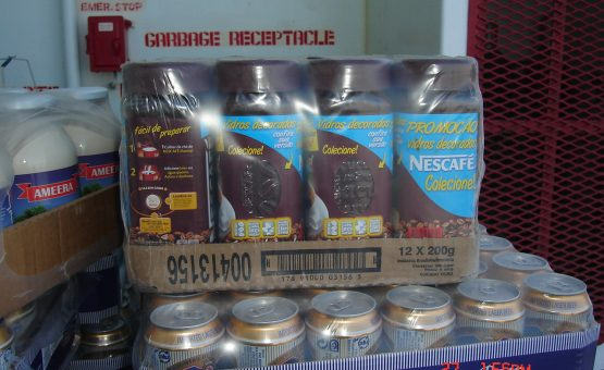 Tinned Imported Products